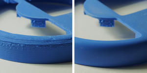 Las piezas se pueden lijar y pulir de forma manual para eliminar irregularidades en la impresión 3D