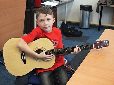 Thespian Arts Guitar Walsall