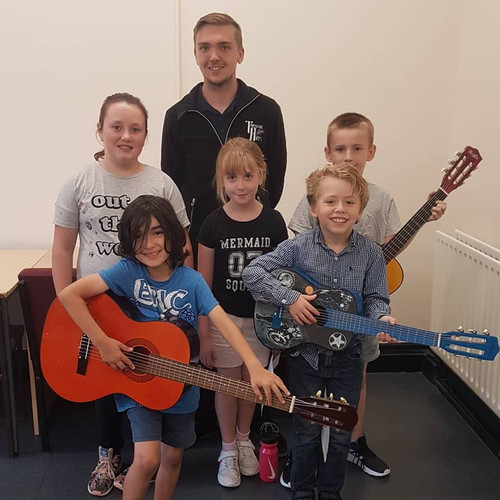 Ask about our Guitar workshops