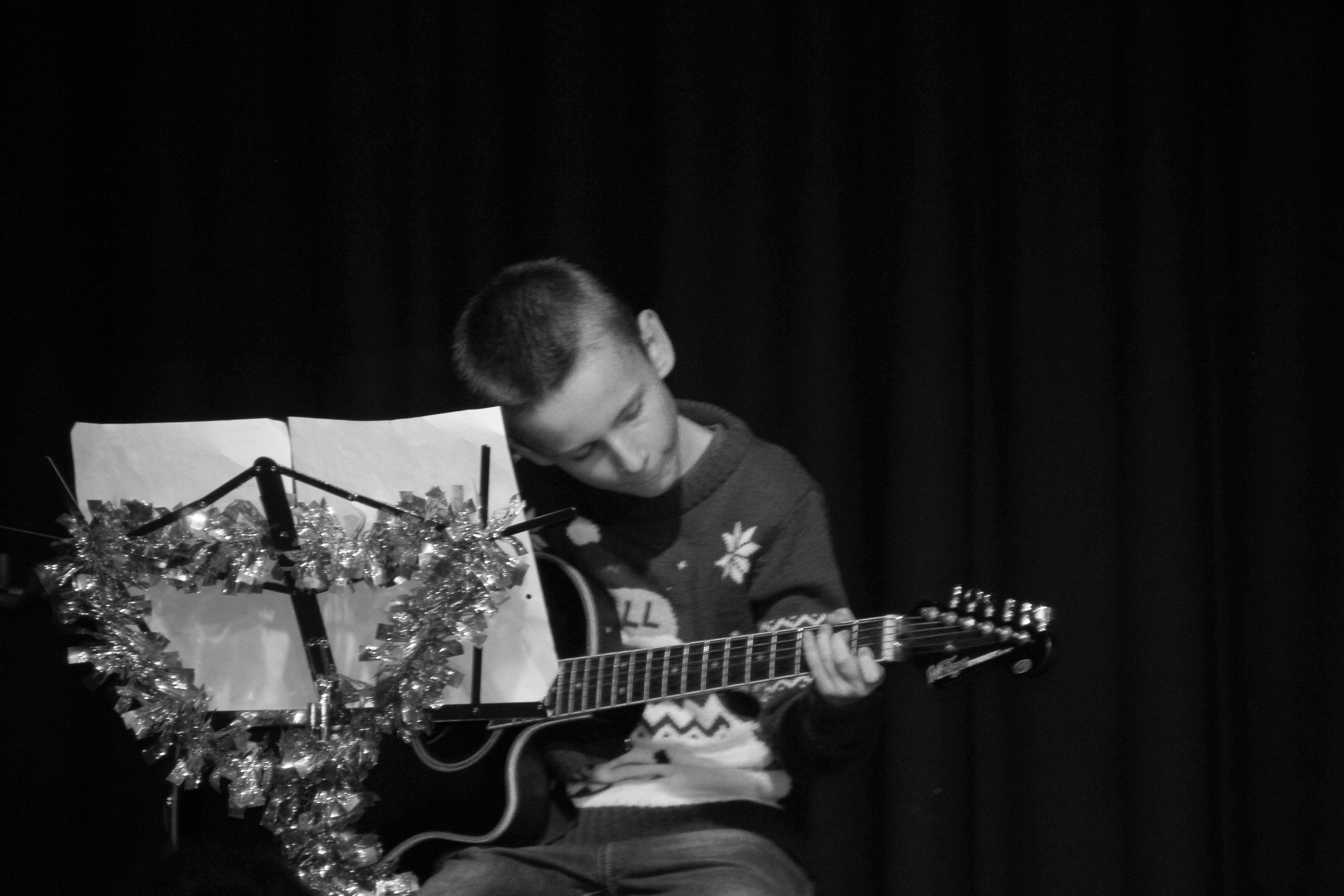 LIS Guitar Josh