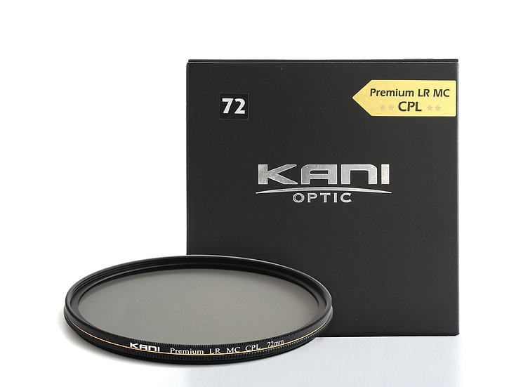 Premium CPL 72mm -Ultra slim model-