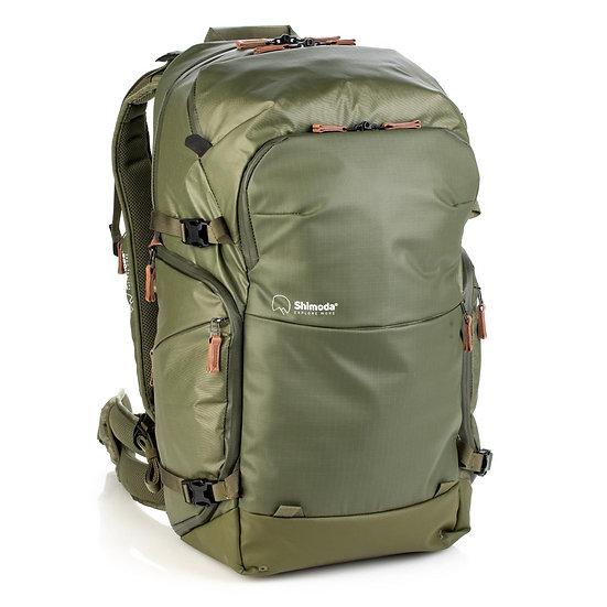 Shimoda Explore V2 35 StarterKit Army Green