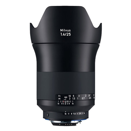 Carl Zeiss Milvus 25mm F1.4 / ZF.2 MF NikonF Mount