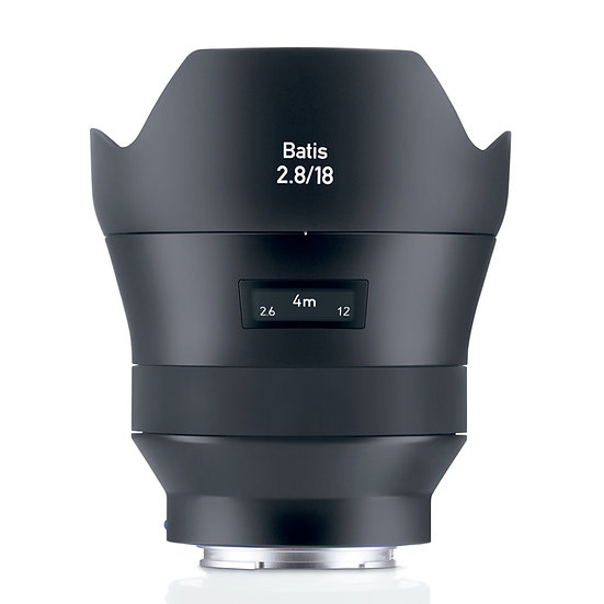 Carl Zeiss Batis 18mm F2.8 / AF E Mount FullSize