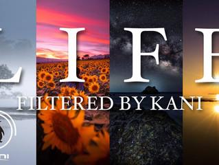 "KANIフィルター作例写真展""LIFE , Filtered by KANI"" 公募開始"