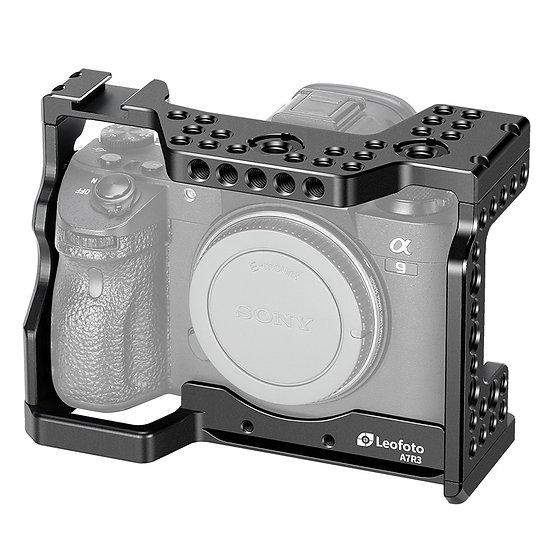Leofoto A7R3/A9/A7M3 カメラケージ(SONY α7R III/α9/α7 III専用)