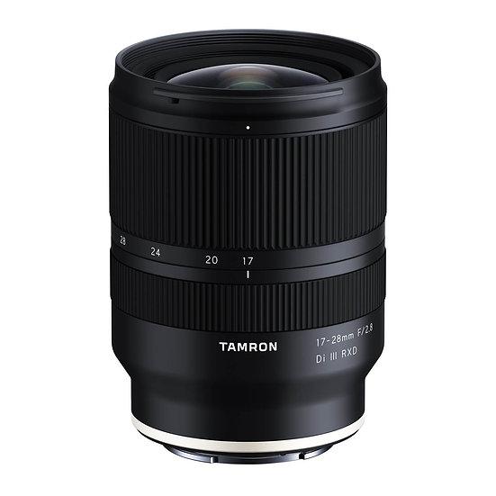 Tamron 17-28mm F2.8 DiⅢ RXD / Sony E Mount 35mmFullSize
