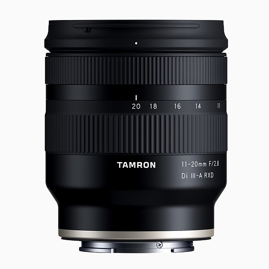 Tamron 11-20mm F2.8 DiⅢ-A RXD / Sony E Mount APS-C