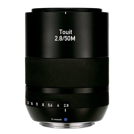 Carl Zeiss Touit 50mm F2.8  / AF X Mount APS-C