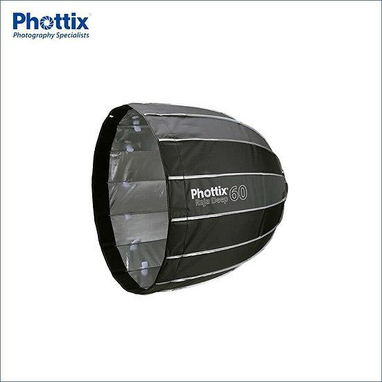 Phottix Raja Deep Quick-Folding Softbox 60cm