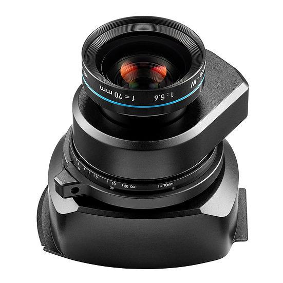 XT-HR Digaron-W 70mm f/5.6