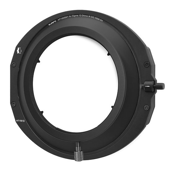 SIGMA 12-24mm f4 filter holder(Filter size 150mm)
