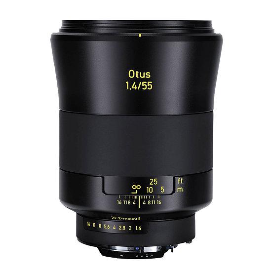Carl Zeiss Otus 55mm F1.4 / ZF.2 MF NikonF Mount