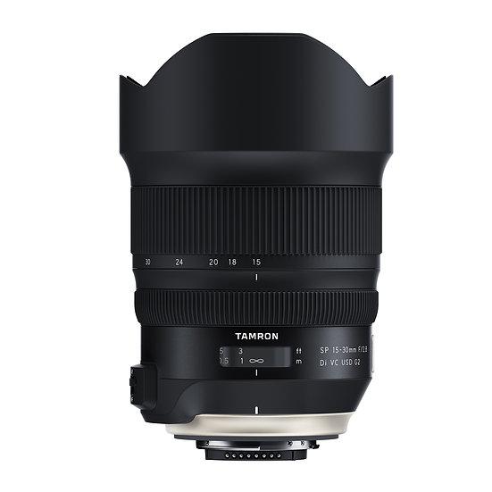 Tamron SP15-30mm F2.8 Di VC USD G2 / Nikon F Mount 35mmFullSize