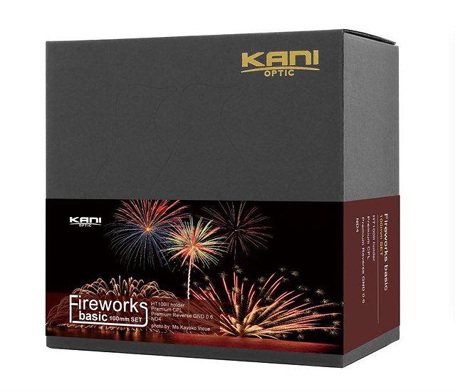 Fireworks basic set for 100mm