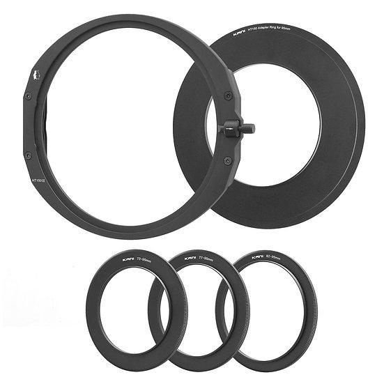 HTIII 150mm filter holder + Adapter ring set