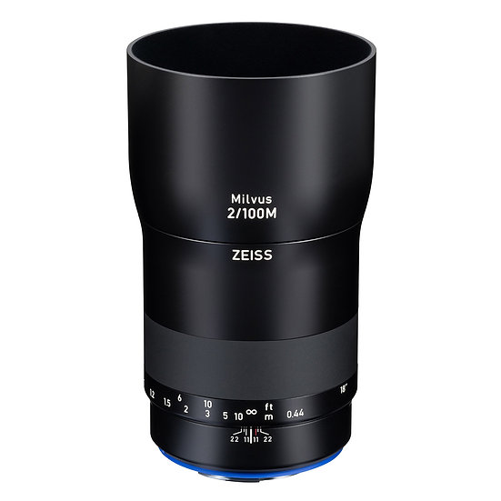 Carl Zeiss Milvus 100mm F2 / ZE MF CanonEF Mount