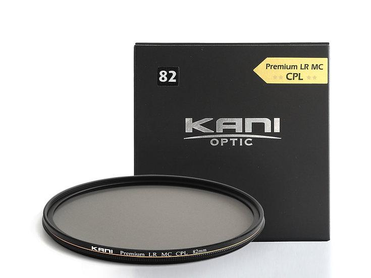 Premium CPL 82mm -Ultra slim model-