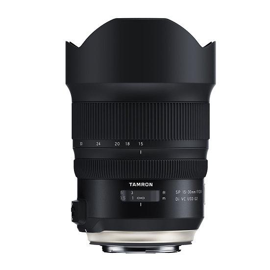 Tamron SP15-30mm F2.8 Di VC USD G2 / Canon EF Mount 35mmFullSize