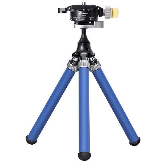 Leofoto MT-02C+MBC-20 Blue