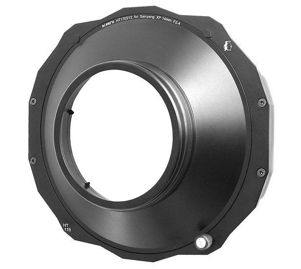 Samyang 14mm f2.4 Filter holder for 170mm