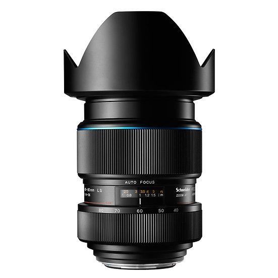 Schneider Kreuznach LS 40-80mm f4.0-5.6 Blue Ring