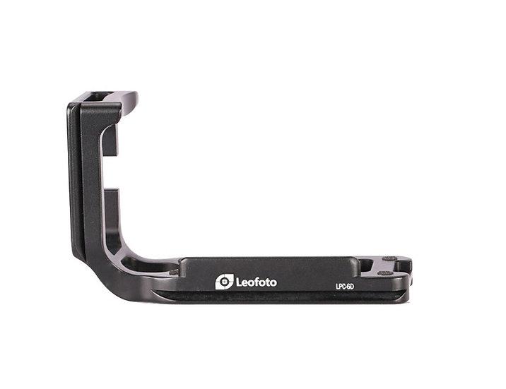 Leofoto LPC-6D L型プレート(Canon EOS6D 初代用)
