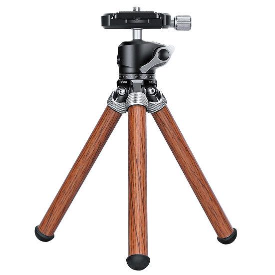 Leofoto MT-02C+LH-22 Wood