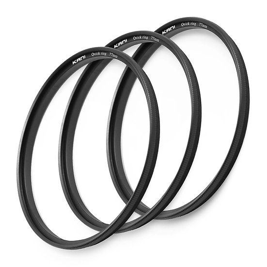 Quick ring 77mm Ring Part 3pieces