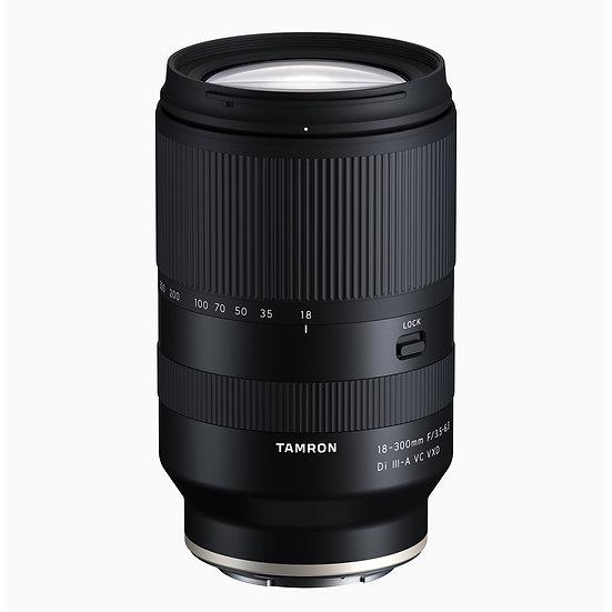 Tamron 18-300mm F/3.5-6.3 Di III A VC VXD / Sony E Mount APS-C + KANI プロテクター67mm