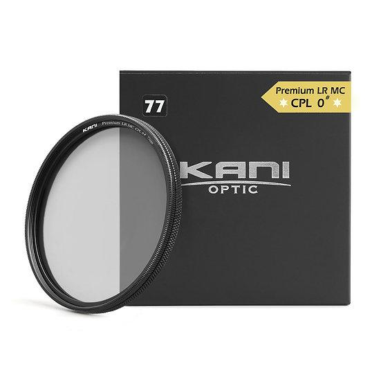 Premium CPL 77mm 0# Natural  (Smooth Rotation)