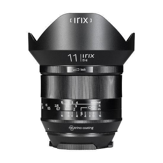 Irix 11mm F4 Blackstone / PENTAX K Mount 35mmFullSize