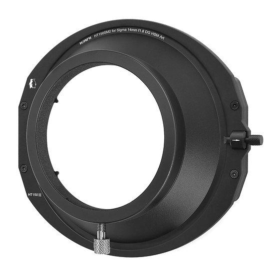 SIGMA 14mm f1.8 DG HSM filter holder