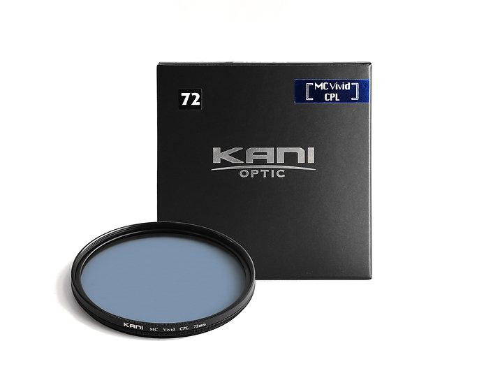 Premium Vivid CPL 72mm