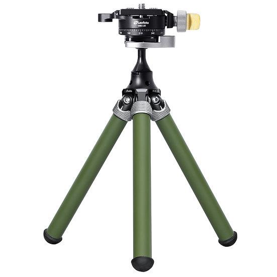 Leofoto MT-02C+MBC-20 Green
