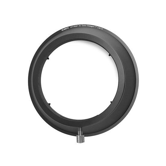ZEISS 15mm f2.8 Holder adapter for 150mm filter holder