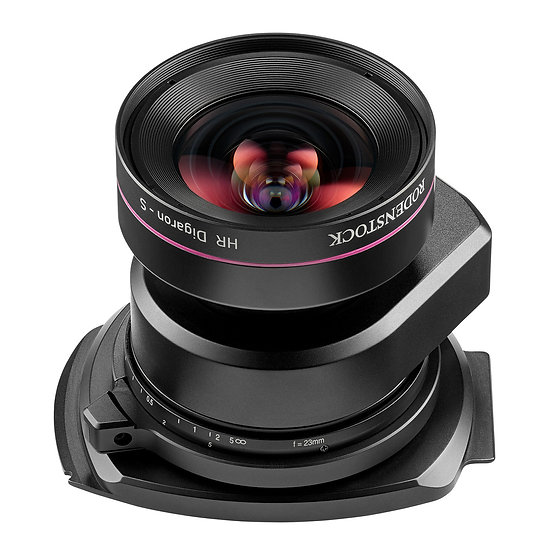 XT-HR Digaron-S 23mm f/5.6