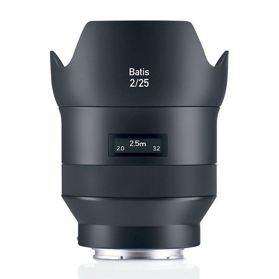 Carl Zeiss Batis 25mm F2 / AF E Mount FullSize