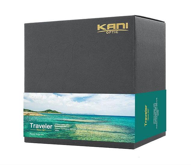 Traveler filter set for 75mm