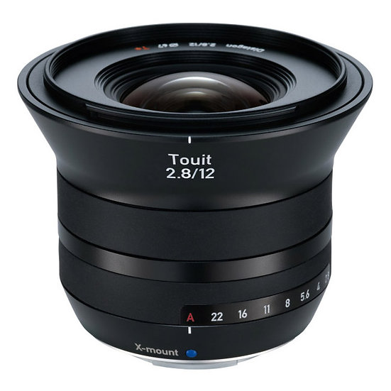 Carl Zeiss Touit 12mm F2.8  / AF X Mount APS-C