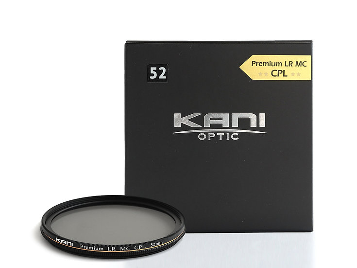 Premium CPL 52mm -Ultra slim model-