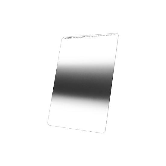 Premium Dual Purpose GND filter 0.9 100X150mm