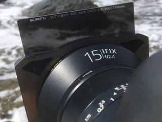 Irix 15mm f/2.4用アダプター