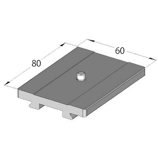 ARCA-SWISS Quick Plate Universal J