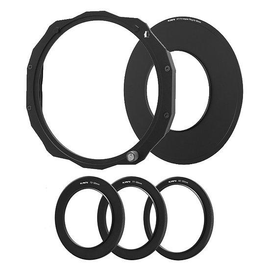 170mm filter holder + Adapter ring set