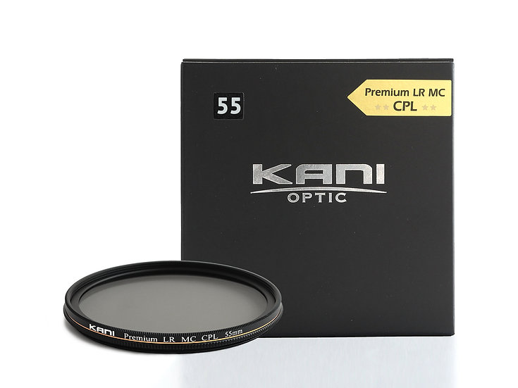 Premium CPL 55mm -Ultra slim model-