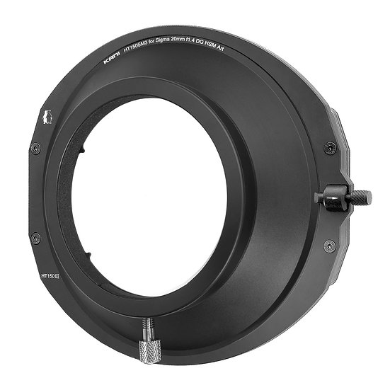 SIGMA 20mm f1.4 DG HSM filter holder