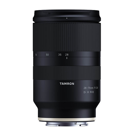 Tamron 28-75mm F2.8 DiⅢ RXD / Sony E-Mount 35mmFullsize