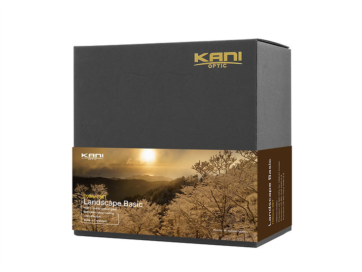 Landscape basic set for 100mm