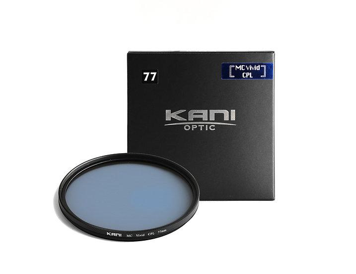 Premium Vivid CPL 77mm